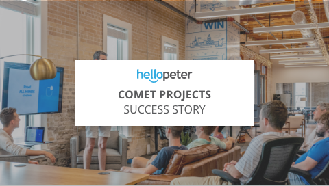 Comet-Project-Card